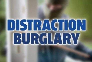 distraction burglary, Basildon, Essex